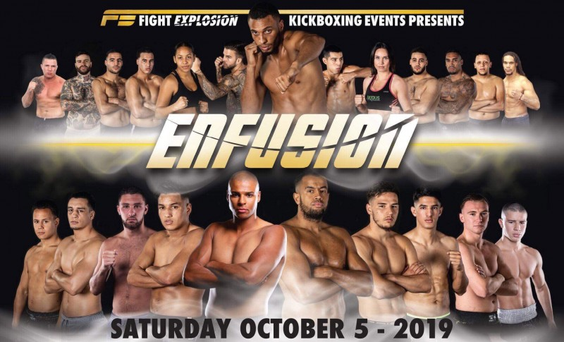 Enfusion #88 on October 5th